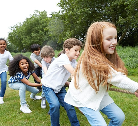 Active Fun And Games Parties