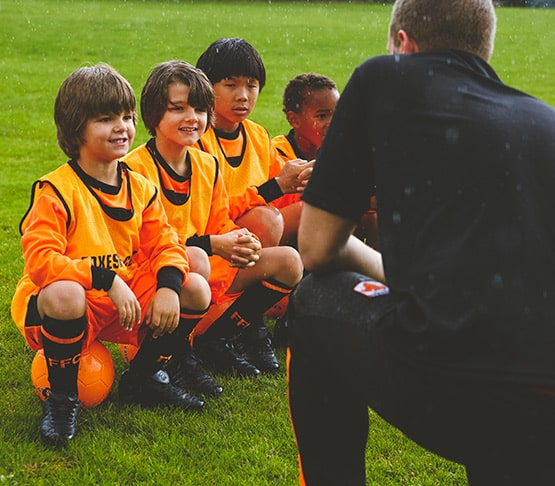 Foxes Fc Every Child Matters