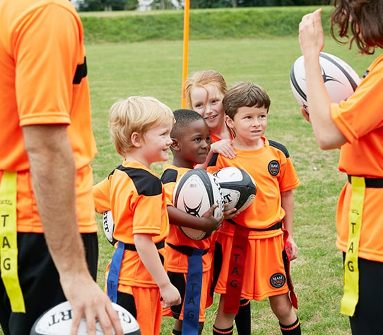 Tag & Touch Rugby Options