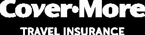 Covermore Logo White